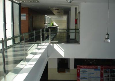 PASAMANOS ACERO INOXIDABLE DOBLE-2